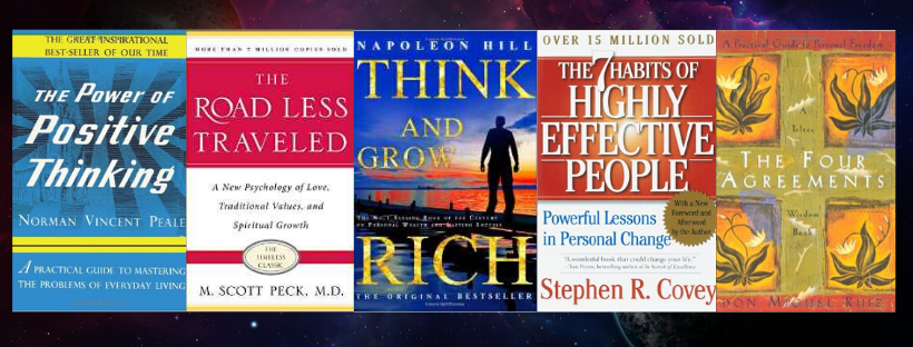 Timeless treasures: Best Self-help Books of All Time
