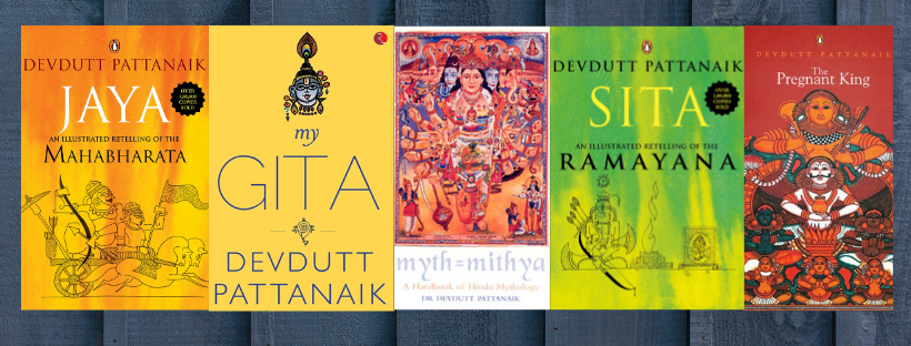 10 Best Books By Devdutt Pattanaik For Mythology Lovers!