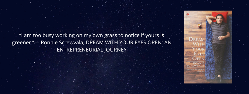 Dream and the world dreams with you (Dream with your eyes open: A book review)