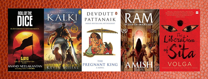15 Indian Mythological Titles Every Book Lover Should Read!