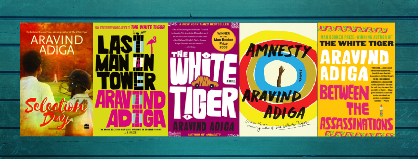 Best books by Booker Prize winner Aravind Adiga