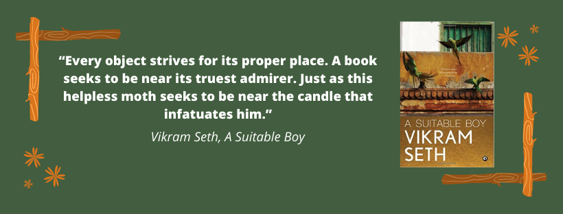 A Suitable Novel: The review of Vikram Seth's 'A Suitable Boy'