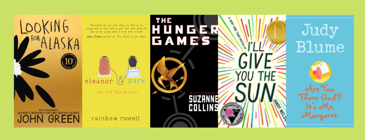 Best Books For Teenagers that are an Absolute Delight!