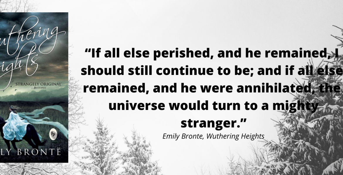 A Hate-Love Story: A Book Review of Wuthering Heights by Emily Brontë