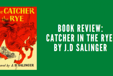 'The Catcher in the Rye' by JD Salinger
