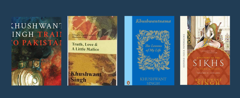 Books, Brew and Boldness: Best Books by Khushwant Singh