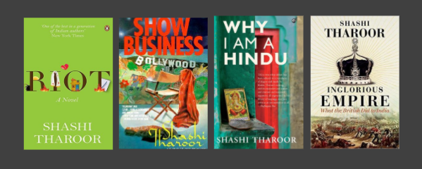 Best Books by Shashi Tharoor – The Word Painter