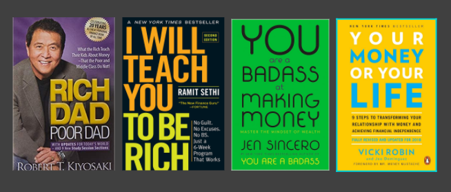Best Personal Finance Books that will Guide you Towards Success!