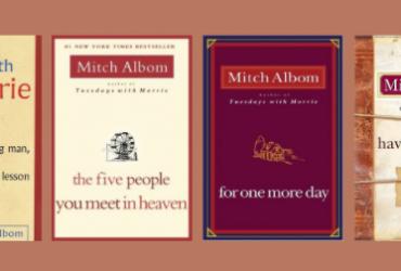 Striking an Inspiring Chord –  Best Books by Mitch Albom