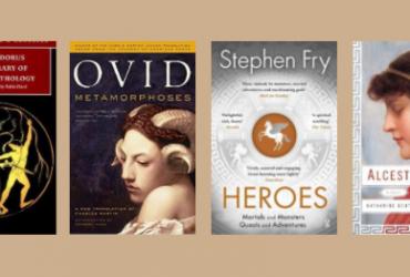 Best Books on Greek Mythology