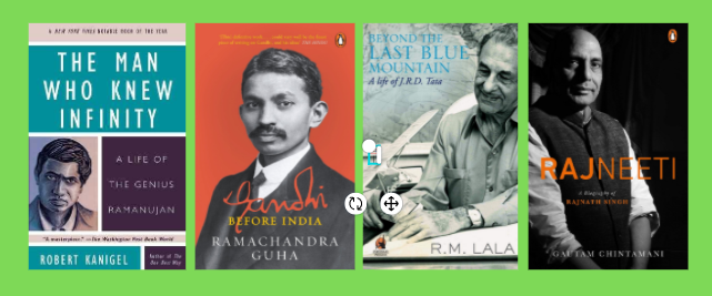 Best Indian Biographies of All Times!