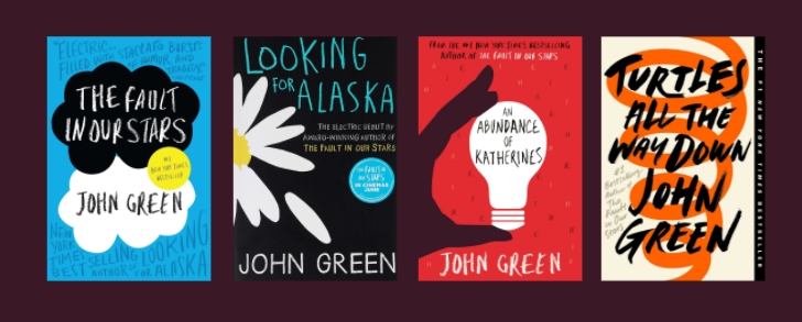 Best of John Green: The Master of Young Adult Fiction!