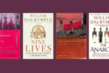 Best Books by William Dalrymple