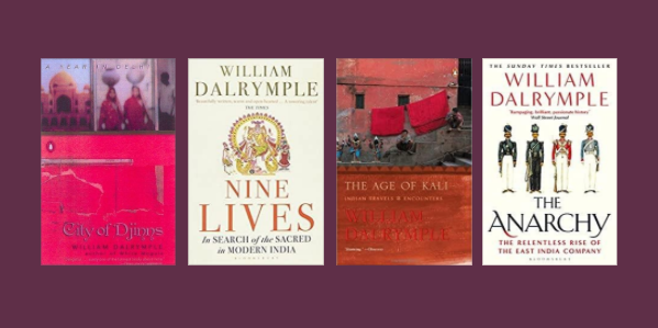 Best Books by William Dalrymple