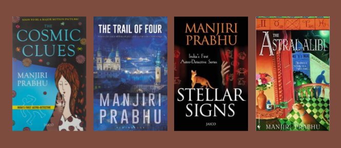 Best Books by Manjiri Prabhu: The Indian Agatha Christie